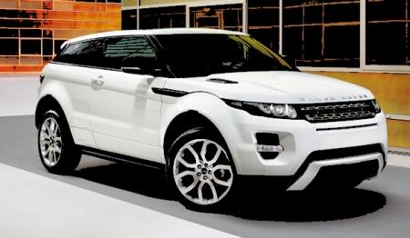 Range Rover Evoque: эффектный тюнинг