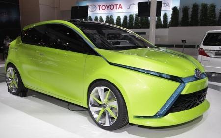 Пекин-2012: Toyota Dear Qin