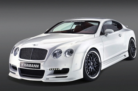 Bentley удивляет Детройт