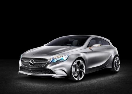 A-Class Mercedes-Benz