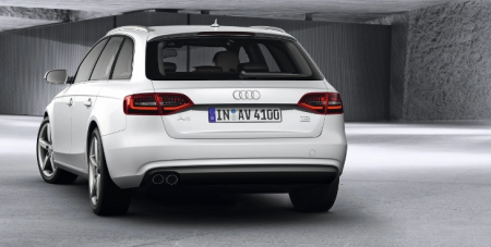 Audi SuperAvant – гибрид  минивена и кроссовера.