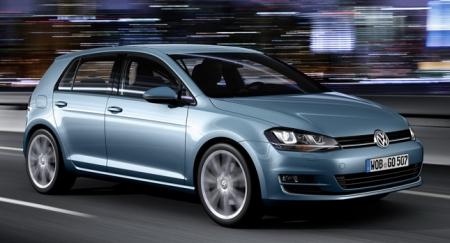 В Украине скоро отроется лист заказов на новый Volkswagen Golf