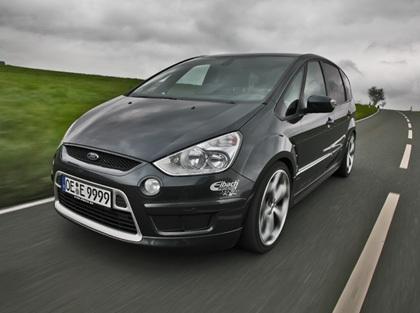 Коктейль от Ford: спорт и практичность
