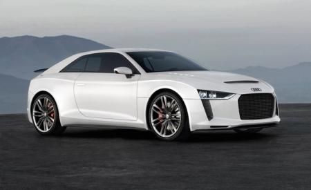 Audi Sport-Quattro: снова здравствуйте
