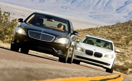BMW против Mercedes-Benz – борьба века