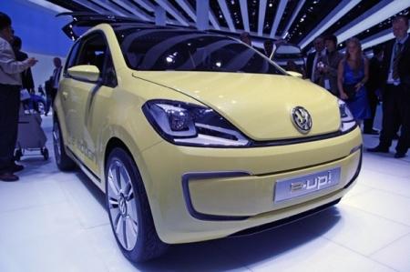 Volkswagen e-up! 2013 года
