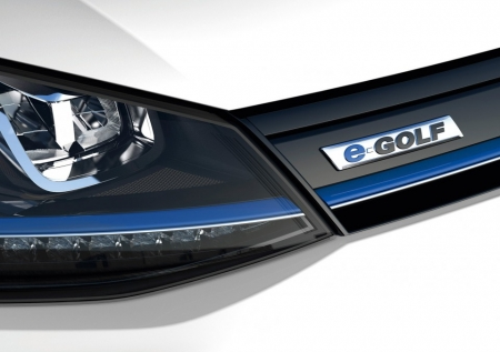Volkswagen e-Golf стартовал с Германии