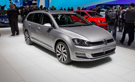 Volkswagen Golf Sportwagen приедет в Нью-Йорк