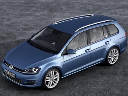 Volkswagen Golf Variant получил премию