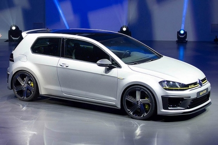 Volkswagen Golf R 400 станет серийным