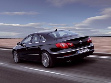 Volkswagen Passat CC окажется фастбэком?