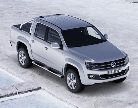 Volkswagen Amarok стал передвижной дискотекой