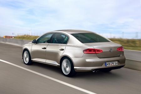 Познакомьтесь, Volkswagen Passat 2015