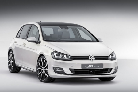 Volkswagen Golf Edition 40